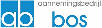 Logo Aannemingsbedrijf Bos